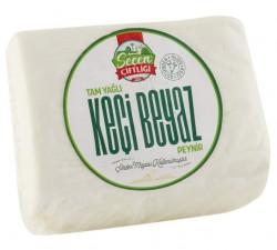 Seçen Çiftliği - Seçen Çiftliği Keçi Beyaz Peynir 400g
