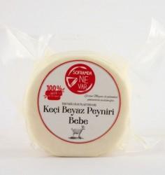 Soframda Ne Var - Soframda Ne Var Keçi Beyaz Bebe Peynir 310-350g