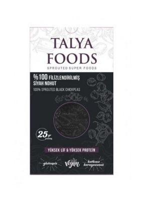 Talya Foods Filizlenmiş Glutensiz Siyah Nohut Makarna 200g