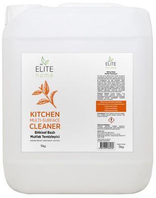 The Elite Home Organik Sertifikalı Mutfak Temizleyici 5 kg