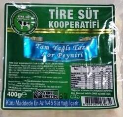 Tire - Tire Lor Peyniri Tam Yağlı 400g