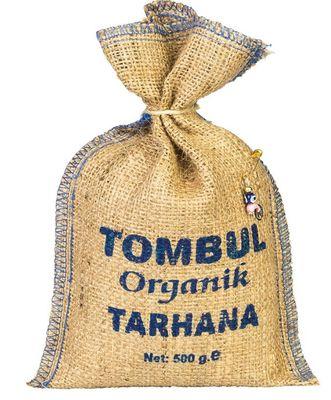 Tombul Organik Tarhana 500g Tatlı Otantik Kese