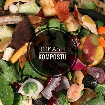 Volkan Dündar ile Bokashi Kompostu Atölyesi 5 Ekim Cumartesi 14:00-17:30