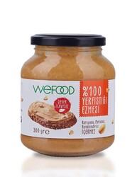 Wefood - Wefood Sade Fıstık Ezmesi 300g