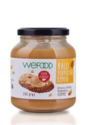 Wefood - Wefood Ballı Fıstık Ezmesi 300g