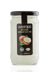 Wefood - Wefood Organik Hindistan Cevizi Yağı 300ml