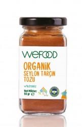 Wefood - Wefood Organik Seylon Tarçın Tozu 55g
