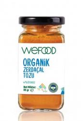 Wefood - Wefood Organik Zerdeçal Tozu 85g
