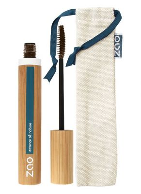 Zao Dolgunluk Ve Hacim Veren Maskara/ Volume & Sheating Mascara -101085-086