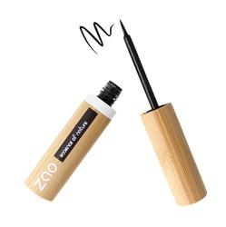 Zao - Zao Eyeliner Refillable Liquid Brush - 101070