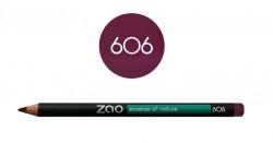 Zao Göz - Dudak - Kaş Kalemleri/ Eyes-Lips-Eye Brownn Pencils 101601-614 - Thumbnail