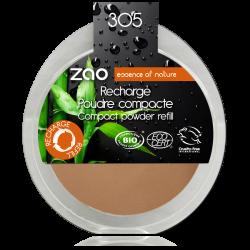 ZAO - Zao Kompakt Pudra Yedeği (içi)/ Refill Compact Powder 111301-305
