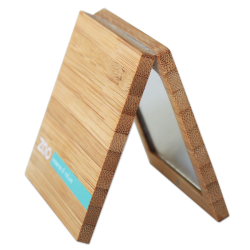 Zao - Zao Küçük Bambu Ayna/ Small Bamboo Mirror -156770