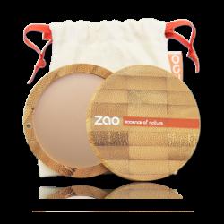 Zao - Zao Mineralli Terakotalı Sıkıştırılmış Pudra/ Mineral Terracota Cooked Powder 101341-346