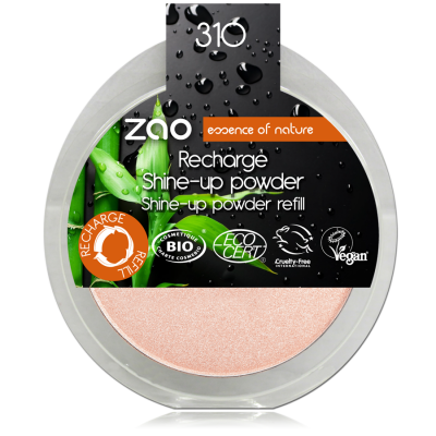 Zao Shine-Up Powder Yedeği (içi)/ Shine-Up Powder Refill -111310